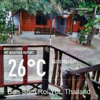 Photo taken at ชัยอารีย์ รีสอร์ท by AmMbkk M. on 2/25/2013