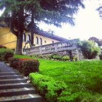 "Photo taken at Da Vittorio ""Relais Gourmand"" by Laura L. on 4/30/2013"