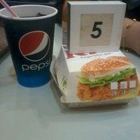 Photo taken at KFC by Nooryusni H. on 9/21/2012