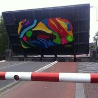 Photo taken at Vrouwenpoortsbrug by Marrigt v. on 9/24/2013