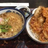 Photo taken at そば処 浅野屋 by うまいもんを食べ尽くす on 1/25/2016