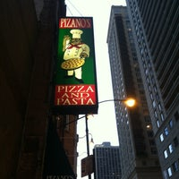 Photo taken at Pizano's Pizza & Pasta by Ben A. on 10/19/2012