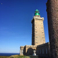 Photo taken at Phare du Cap Fréhel by Daniel M. on 7/31/2016