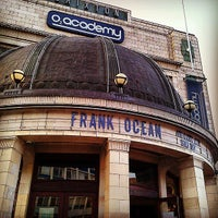 Photo taken at O2 Academy by Paige T. on 7/10/2013