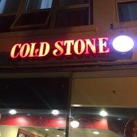Photo taken at Cold Stone Creamery by Jason V. on 9/1/2016
