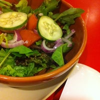 Photo taken at Panera Bread by Ramona C. on 11/10/2013