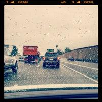 Photo taken at CA-55 (Costa Mesa Freeway) by Kim A. on 1/24/2013
