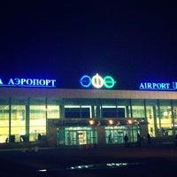 Photo taken at Терминал 1 by Ольга Литвинова on 4/3/2013