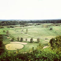 Photo taken at Bluff Creek Golf Course by Mark D. on 9/15/2012
