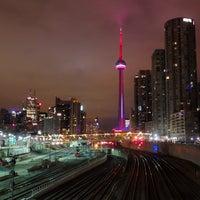 Photo taken at Via Rail Train by Stilez on 11/30/2014