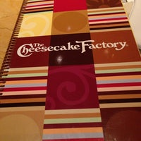 Photo taken at The Cheesecake Factory by Carol M. on 5/16/2013