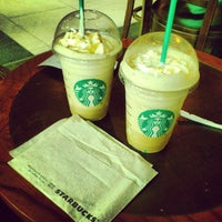 Photo taken at Starbucks Coffee by Elmaries A. on 11/8/2012