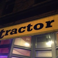 Photo taken at Tractor Tavern by Brian H. on 11/3/2012