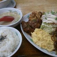 Photo taken at 一勇翔壮 西大寺店 by こーじ #. on 4/7/2013