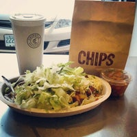 Photo taken at Chipotle Mexican Grill by Catpool M. on 10/31/2012