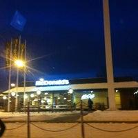 Снимок сделан в McDonald's пользователем Jarosław G. 2/12/2013