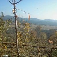 Photo taken at Bağ Evi by Uğur E. on 11/18/2013