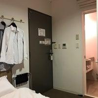 Photo taken at Hotel WING International by miotan on 11/6/2017