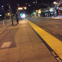Photo taken at Pacific Fleet Trolley Station by Alexander V. on 6/24/2017