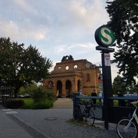 Photo taken at S Anhalter Bahnhof by Kateryna S. on 9/7/2017