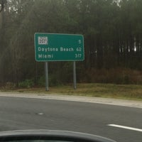 Photo taken at Interstate 95 by Armando on 12/29/2012