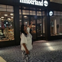 Photo taken at Timberland Factory Store by Betty D. on 7/28/2016