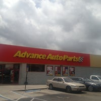 Photo taken at Advance Auto Parts by Betty D. on 4/29/2013