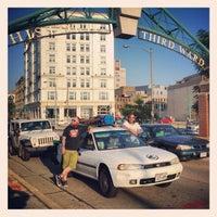 Photo taken at Bridge by Timothy H. on 8/28/2013