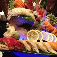 Photo taken at Nisen Sushi by Sheila on 6/2/2013