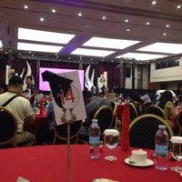 Photo taken at ball room 1 Labersa Grand Hotel by 刘 文 成 on 10/15/2014