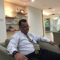 Photo taken at Bank Mandiri by 刘 文 成 on 7/6/2015