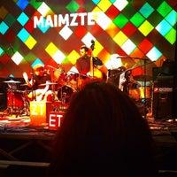 Photo taken at Tartu Uus Teater by Madis N. on 11/1/2014
