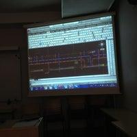 Photo taken at Auditoorium 112 by Madis N. on 6/12/2013