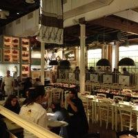 Photo taken at Pizzeria Birmana 2 - La Fonderia by Paolo P. on 11/4/2012