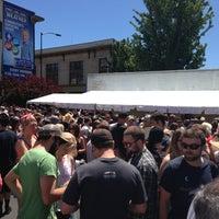 Photo taken at Portland Fruit Beer Festival #pfbf17 by Dann C. on 6/9/2013