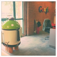 Photo taken at Google Argentina by Aquiles P. on 10/9/2012