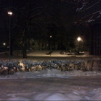 Photo taken at izpildkomirejas parks by M. S. on 1/16/2013