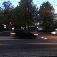 Photo taken at izpildkomirejas parks by M. S. on 10/8/2012