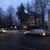 Photo taken at izpildkomirejas parks by M. S. on 11/30/2012
