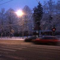 Photo taken at izpildkomirejas parks by M. S. on 12/8/2012