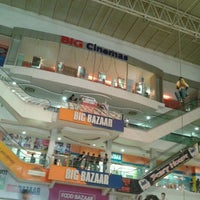 Photo taken at Himalaya Mall by Nishit J. on 2/22/2013