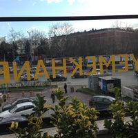 Photo taken at Yemekhane by Alper U. on 1/24/2013