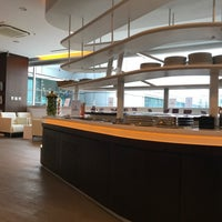 Photo taken at SkyTeam Lounge by Alper U. on 12/22/2017