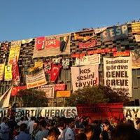 6/8/2013 tarihinde Alper U.ziyaretçi tarafından Taksim Gezi Parkı'de çekilen fotoğraf