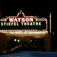 Photo taken at Stiefel Theatre by Jon C. on 10/4/2015