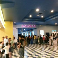 Photo taken at Super Cines 10 by Lalo A. on 9/22/2012