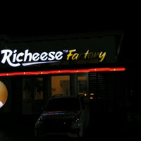 Photo taken at Richeese Factory by Melizza Y. on 3/2/2017