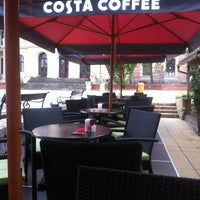 Photo taken at Costa Coffee by Ivan N. on 10/13/2012