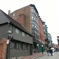 Foto scattata a Paul Revere House da Evelyn C. il 3/29/2013