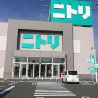 Photo taken at Nitori by 渡邊 幸. on 11/14/2016